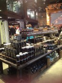 And miles of merchandise at the Guinness Storehouse in Dublin