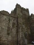 Tintern Abbey walls, Ireland