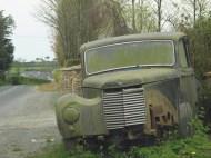 Not quite roadworthy, Saltmills, Ireland