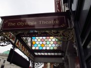 Frontage of the Olympia Theatre, Dublin