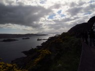 Almost at the Isle of Sky, Scotland