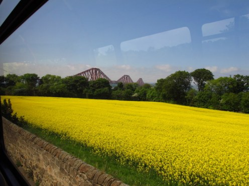 On the way to Fife, Scotland