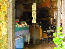 Bookstore at the Old Dairy, Upper Stowe
