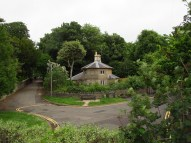 Old toll house in Bath