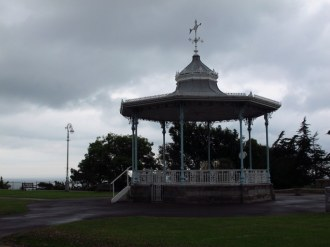 Bandstand at Folkestone