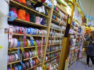 Ribbons by the mile