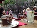 chocolate mousse in paris