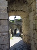 Fortified old town of Boulougne-sur-Mer