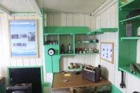 Port Lockroy museum in Antarctica