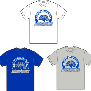 Midlothian Middle Short Sleeved Tee