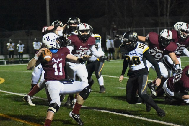 Philomath starts a true 2-0 for first time since 2013, Dayton 0-2 for second time in last three seasons. Rapid Reaction: