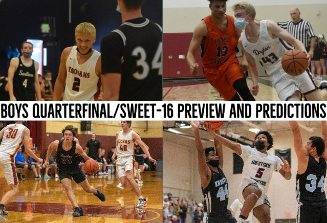 Boys Quarterfinal/Sweet-16 Preview and Predictions