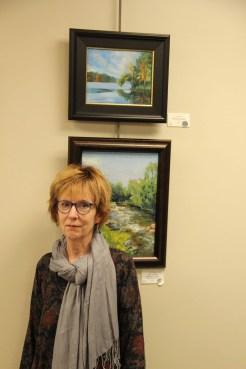 "Andrea Jeris - Certificate of Merit ""Reaching the Lake"""