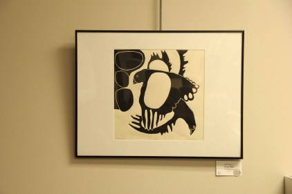 """Ruth Egnater - Honorable Mention """"To the Right"""""""