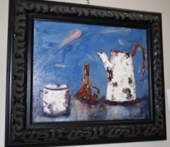 Old and Rusty by Juanita Baldwin