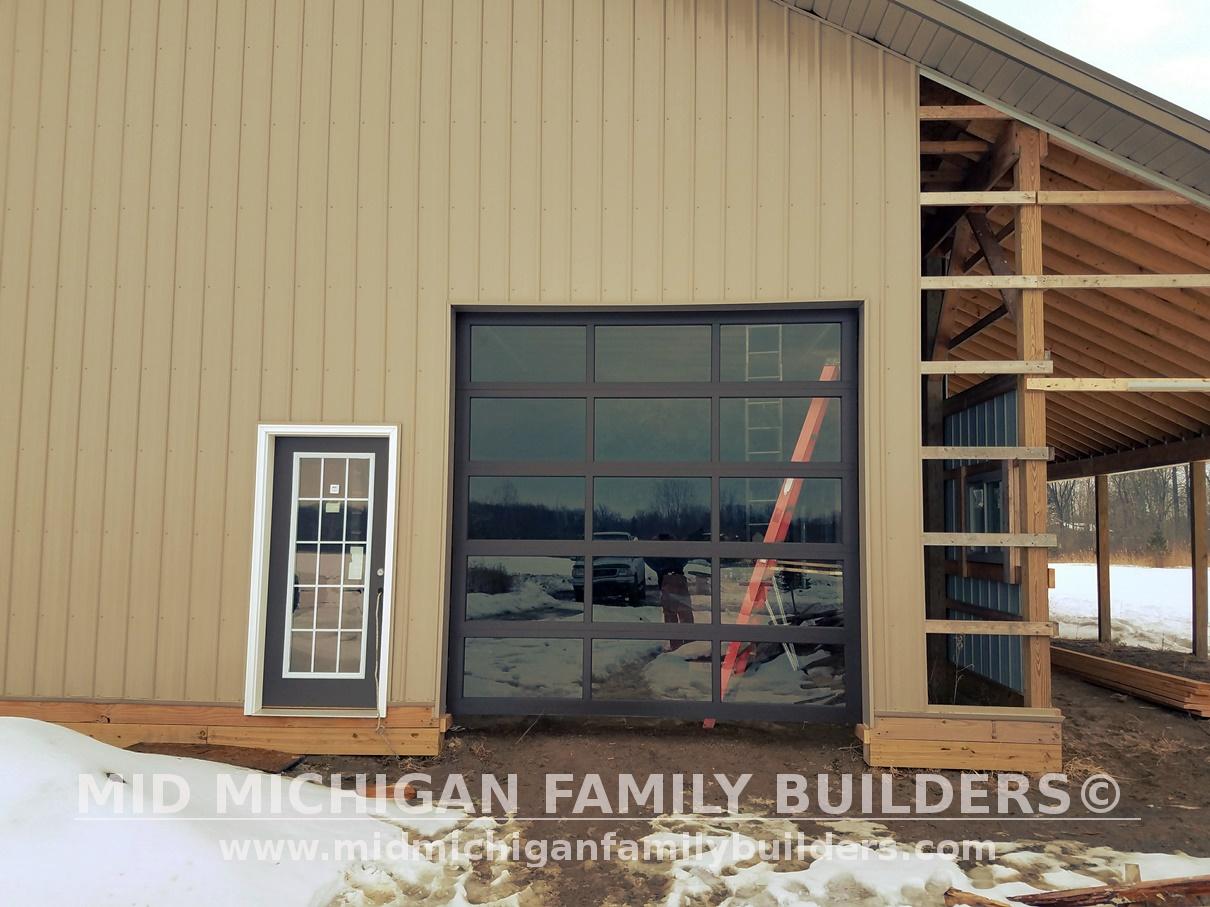 Garage Door Project 02 2018 Professional Custom Construction