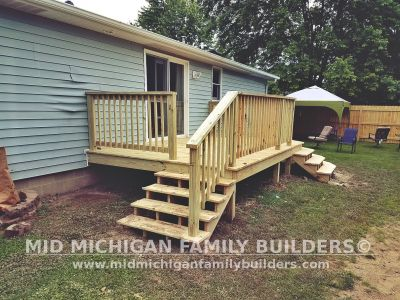 Mid Michiagn Family Builders Deck Project 07 2019 01 02