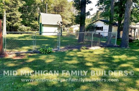 Mid Michigan Faamily Builders Fence Project 07 2021 01 03