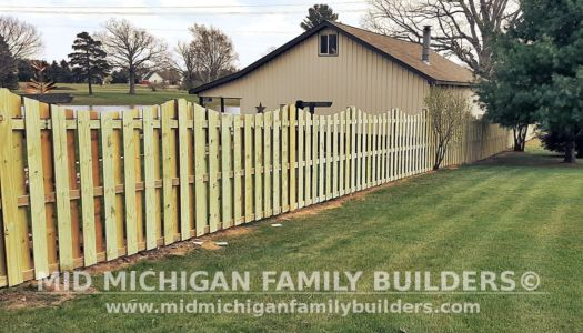 Mid Michigan Family Builder Fence Project 04 2021 07 02