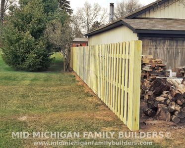 Mid Michigan Family Builder Fence Project 04 2021 07 03