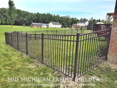 Mid Michigan Family Builders Aluminum Fence 07 2020 01 02