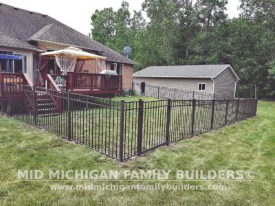 Mid Michigan Family Builders Aluminum Fence 07 2020 01 03