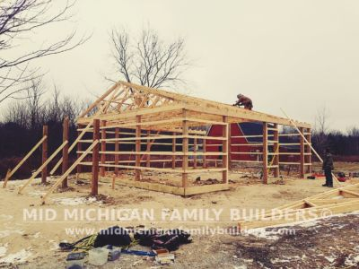 Mid Michigan Family Builders Barn Project 12 2018 03