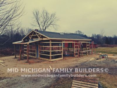Mid Michigan Family Builders Barn Project 12 2018 04