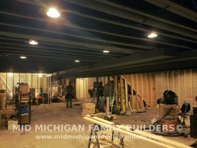 Mid Michigan Family Builders Basement Project 01 2018 01 03