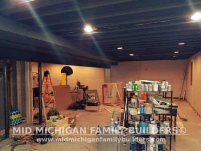 Mid Michigan Family Builders Basement Project 01 2018 01 08