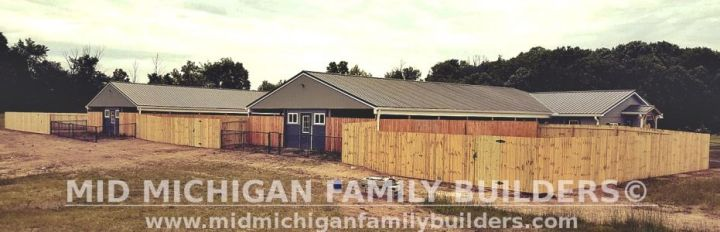 Mid Michigan Family Builders Big Fence Project 06 2019 01 02