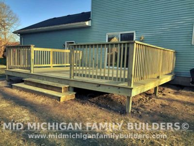 Mid Michigan Family Builders Deck Project 04 2020 01 04