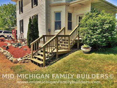 Mid Michigan Family Builders Deck Project 06 2020 03 01