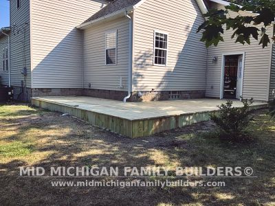 Mid Michigan Family Builders Deck Project 08 2019 01 03