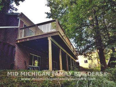 Mid Michigan Family Builders Deck Project 08 2019 02 04