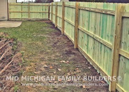 Mid Michigan Family Builders Fence Project 01 2020 01 04