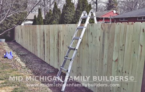Mid Michigan Family Builders Fence Project 03 2021 01 02