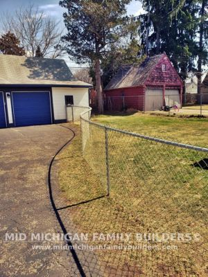 Mid Michigan Family Builders Fence Project 04 2021 03 03