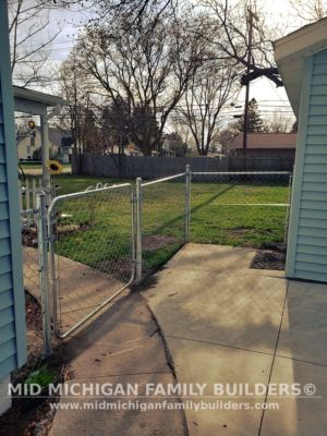Mid Michigan Family Builders Fence Project 04 2021 05 01