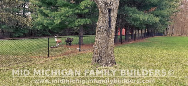 Mid Michigan Family Builders Fence Project 04 2021 06 02