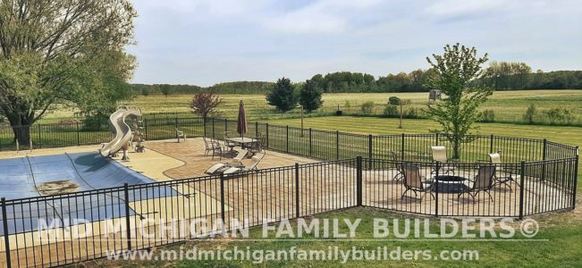 Mid Michigan Family Builders Fence Project 05 2021 04 01