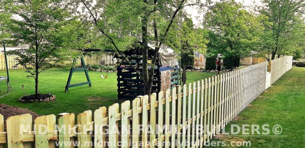 Mid Michigan Family Builders Fence Project 06 2021 03 08