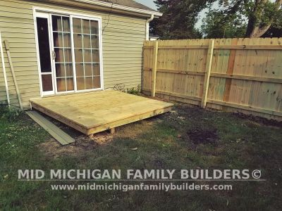 Mid Michigan Family Builders Fence Project 07 2019 01 01