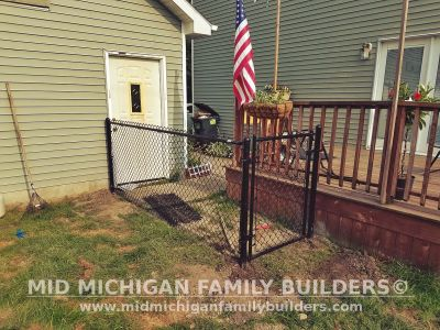 Mid Michigan Family Builders Fence Project 07 2019 01 05