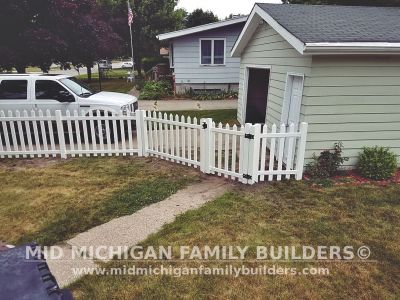 Mid Michigan Family Builders Fence Project 07 2019 02 02