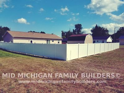 Mid Michigan Family Builders Fence Project 08 2019 01 01