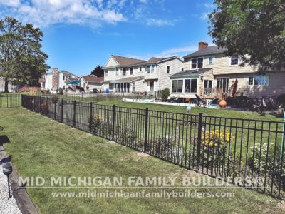 Mid Michigan Family Builders Fence Project 08 2020 03 01