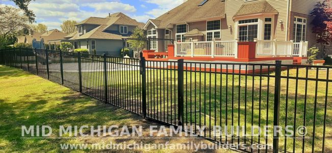 Mid Michigan Family Builders Fence Project 5 2021 01 01