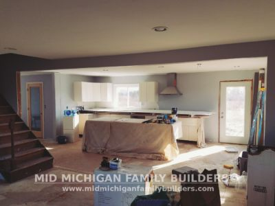 Mid Michigan Family Builders Interior Remodel Project 01 2018 01 10