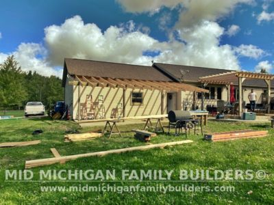 Mid Michigan Family Builders Lean To Project New 10 2021 01 03